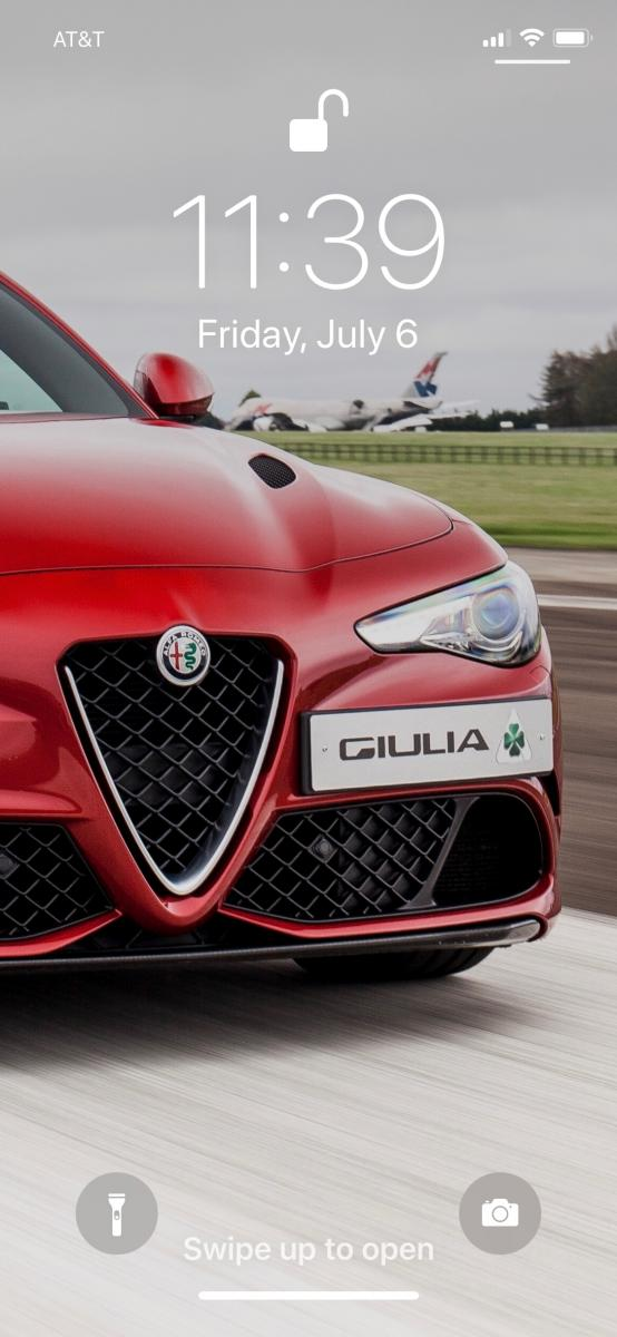 Wallpapers Alfa Romeo Giulia Forum