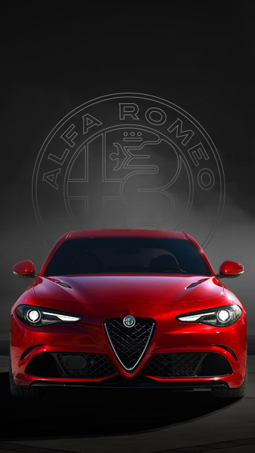 Phone Desktop Wallpaper Alfa Romeo Giulia Forum