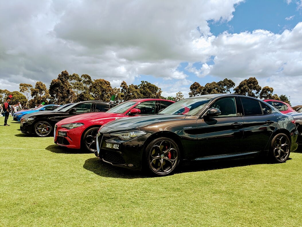 Showcase cover image for Giulia Veloce Melbourne