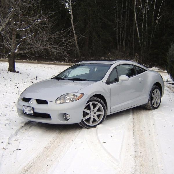 Showcase cover image for kattlin's 2006 Mitsubishi Eclipse GT