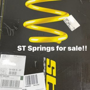 ST Springs for sale